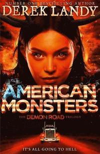 bokomslag American Monsters