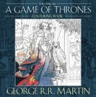 The Official Game of Thrones Colouring Book