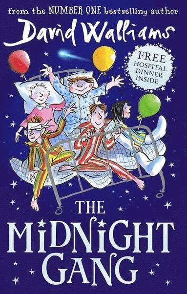 bokomslag The Midnight Gang