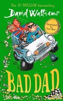 bokomslag Bad Dad