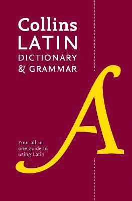 bokomslag Collins latin dictionary and grammar - 80,000 translations plus grammar tip