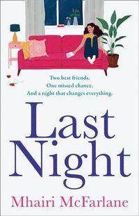 bokomslag Last Night