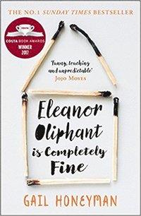 bokomslag Eleanor Oliphant is Completely Fine