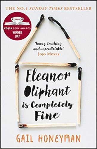 bokomslag Eleanor Oliphant is Completely Fine