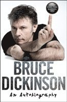 bokomslag What Does This Button Do? Bruce Dickinson : an autobiography