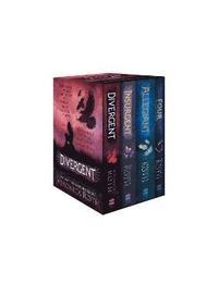 bokomslag Divergent Series Box Set (Books 1-4)