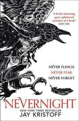bokomslag Nevernight