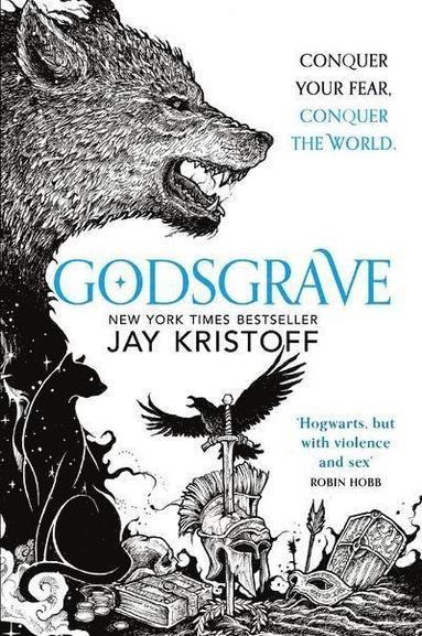 bokomslag Godsgrave