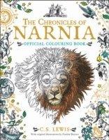 bokomslag The Chronicles of Narnia Colouring Book