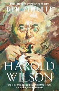 bokomslag Harold Wilson
