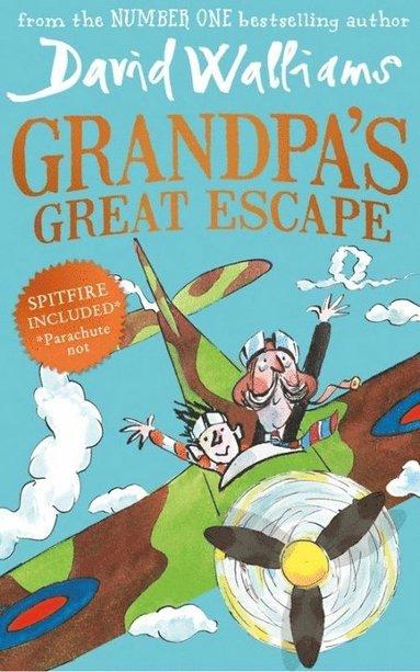 bokomslag Grandpa's Great Escape