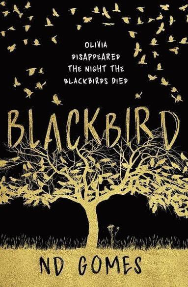 bokomslag Blackbird