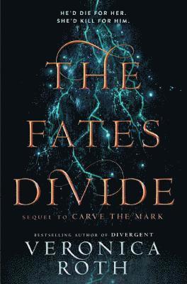 bokomslag The Fates Divide