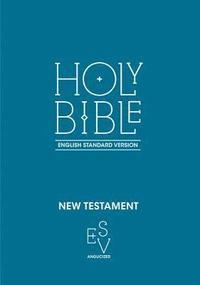 bokomslag New Testament: English Standard Version (ESV) Anglicised