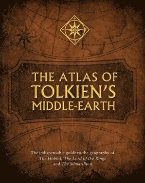 bokomslag The Atlas of Tolkien's Middle-Earth