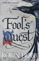 bokomslag The Fool's Quest