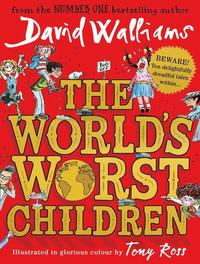 bokomslag The World's Worst Children