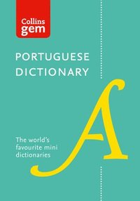 bokomslag Collins Portuguese Gem Dictionary