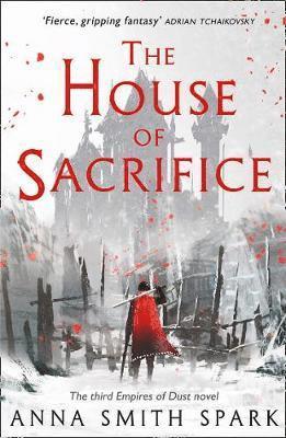 bokomslag House of Sacrifice