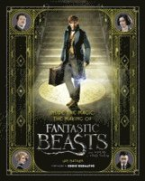 bokomslag INSIDE THE MAGIC: The Making of Fantastic Beasts and Where to Find Them