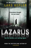 bokomslag Lazarus (Joona Linna, Book 7)
