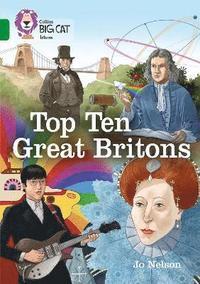 bokomslag Top Ten Great Britons