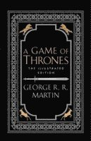 bokomslag A Game of Thrones (A Song of Ice and Fire): The 20th Anniversary Illustrated edition