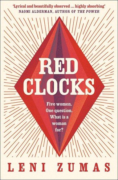 bokomslag Red Clocks