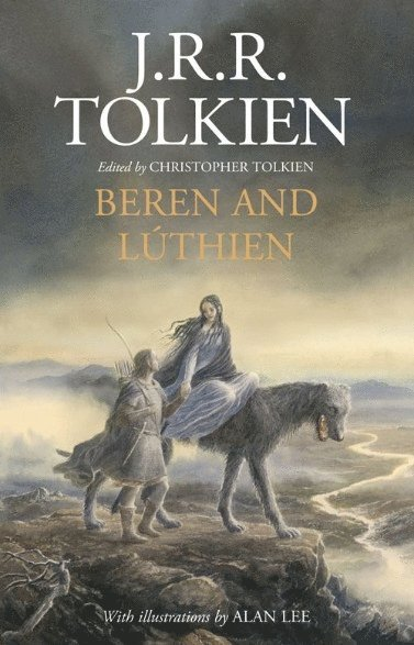 bokomslag Beren and Luthien
