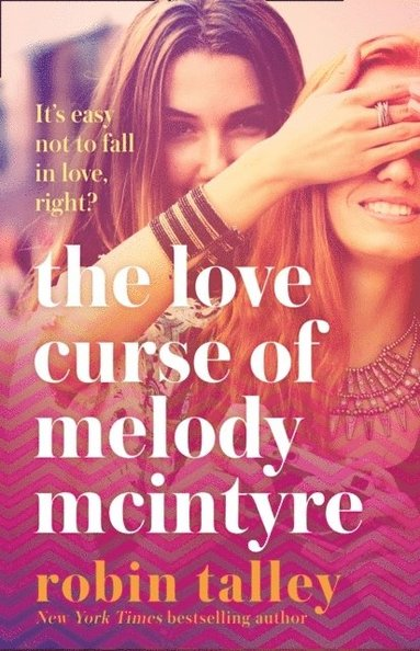 bokomslag The Love Curse of Melody McIntyre