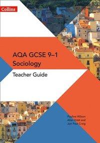 bokomslag AQA GCSE 9-1 Sociology Teacher Guide