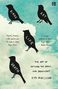 bokomslag Birds Art Life Death