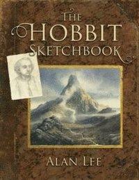 bokomslag The Hobbit Sketchbook