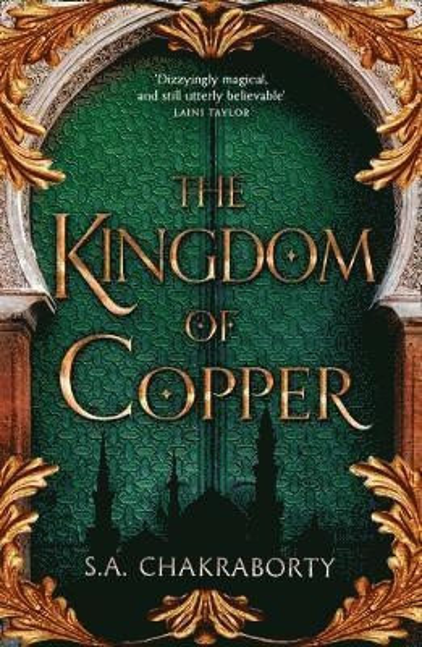 bokomslag The Kingdom of Copper