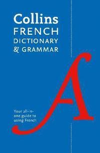 bokomslag French Dictionary and Grammar