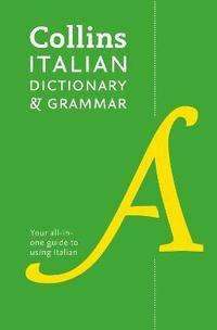 bokomslag Italian Dictionary and Grammar