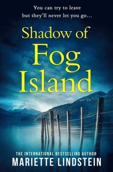 bokomslag Shadow of Fog Island