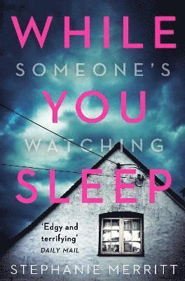 bokomslag While You Sleep