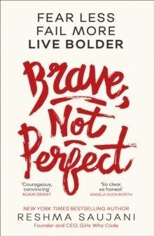 bokomslag Brave, Not Perfect