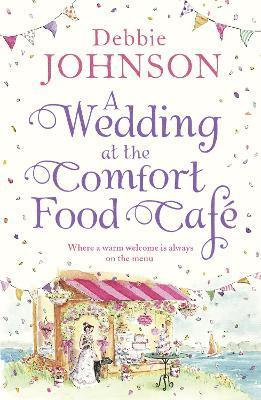 A Wedding at the Comfort Food Cafe 1