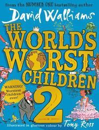 bokomslag The World's Worst Children 2