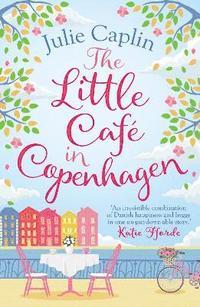 bokomslag The Little Cafe in Copenhagen