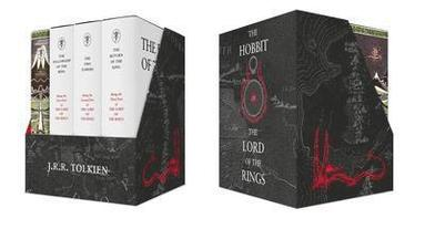 bokomslag The Middle-earth Treasury: The Hobbit & The Lord of the Rings (Boxed Set editon)
