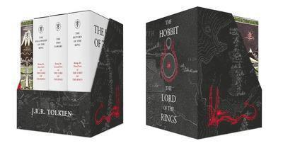 The Hobbit &; The Lord of the Rings Gift Set: A Middle-earth Treasury 1