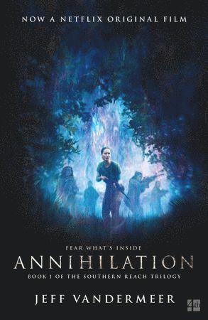 bokomslag Annihilation