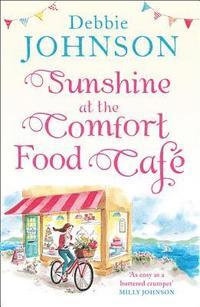 bokomslag Sunshine at the Comfort Food Cafe