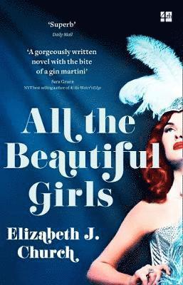 bokomslag All the Beautiful Girls: An uplifting story of freedom, love and identity