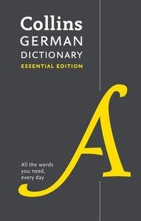 bokomslag German Essential Dictionary