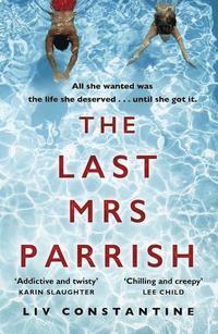bokomslag The Last Mrs Parrish