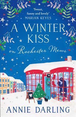bokomslag A Winter Kiss on Rochester Mews